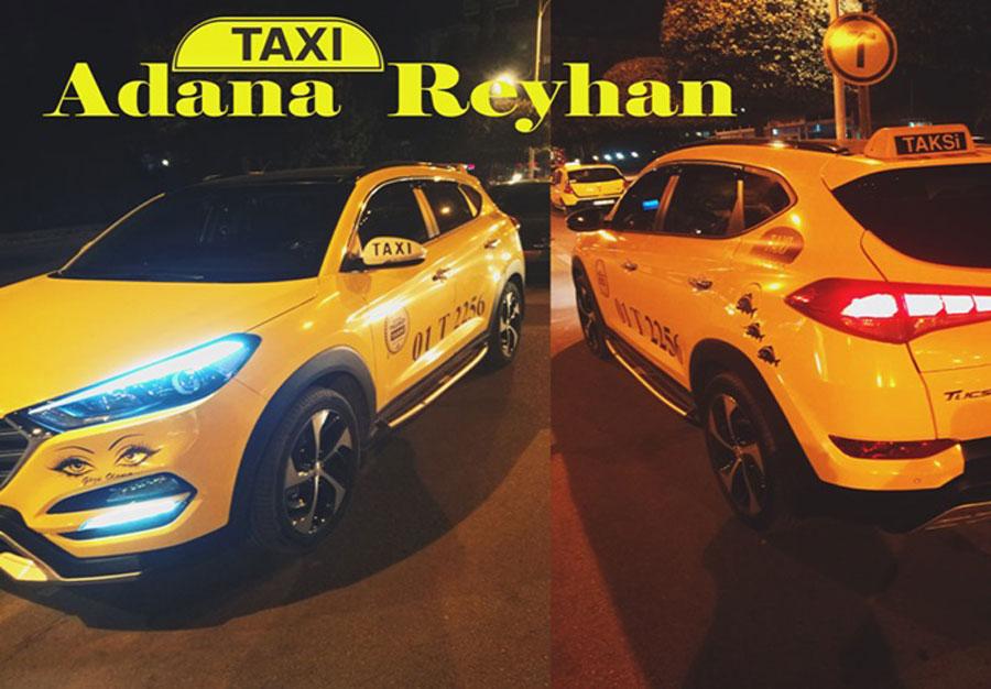 100. Yıl Reyhan Taksi, Çukurova, Adana