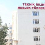Akdeniz Üniversitesi Teknik Bilimler Meslek Yüksek Okulu, Konyaaltı, Antalya