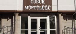 Çubuk İlçe Müftülüğü, Çubuk, Ankara