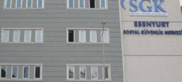 Esenyurt Sosyal Güvenlik Merkezi SGK, Esenyurt, İstanbul