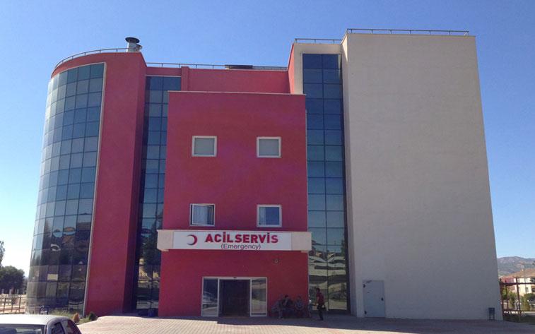 Genç Devlet Hastanesi, Genç, Bingöl