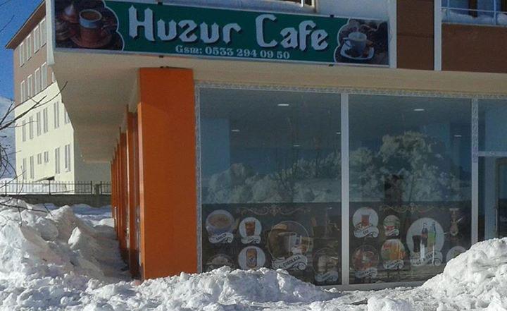 Huzur Cafe, Karlıova, Bingöl