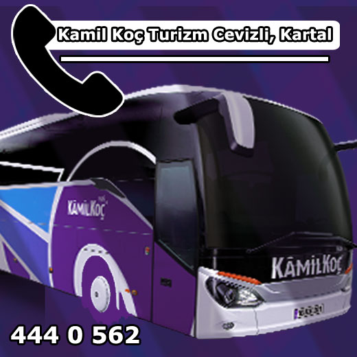 Kamil Koç Turizm Cevizli, Kartal, İstanbul
