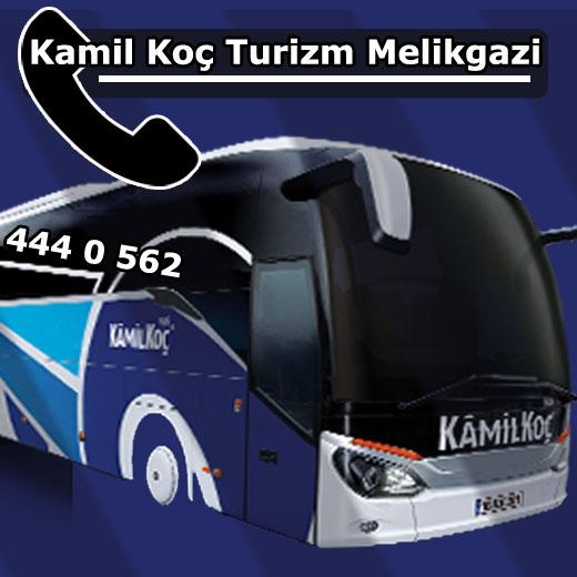Kamil Koç Turizm Melikgazi, Melikgazi, Kayseri