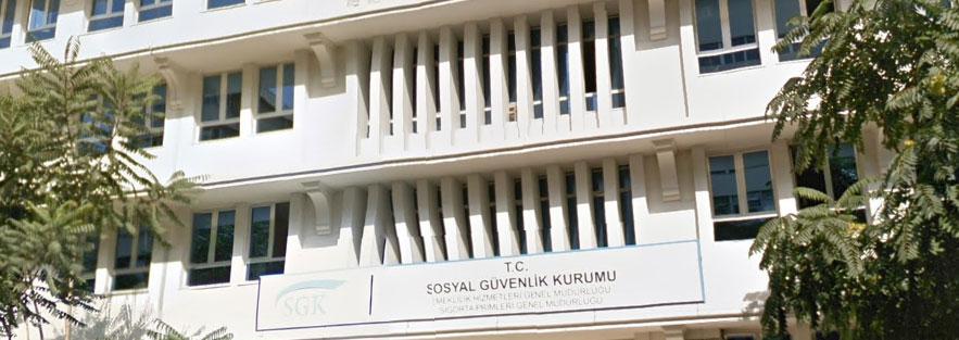 Kamu Görevlileri Emeklilik Daire Başkanlığı SGK, Çankaya, Ankara