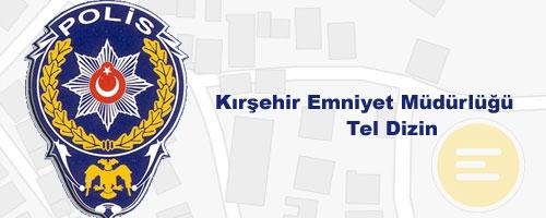 Kırşehir Emniyet Müdürlüğü, Merkez, Kırşehir