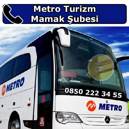 Metro Turizm Mamak Şubesi, Mamak, Ankara