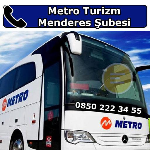 Metro Turizm Menderes Şubesi, Menderes, İzmir