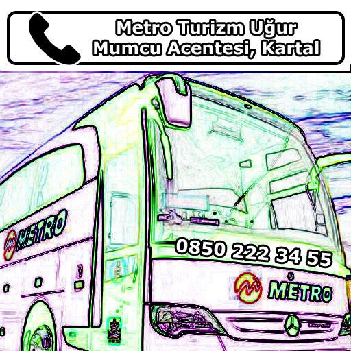Metro Turizm Uğur Mumcu Acentesi, Kartal, İstanbul