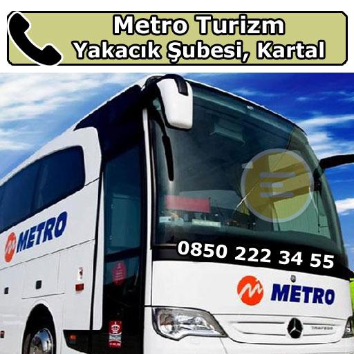 Metro Turizm Yakacık Şubesi, Kartal, İstanbul