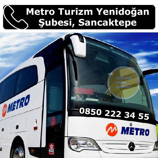 Metro Turizm Yenidoğan Şubesi, Sancaktepe, İstanbul