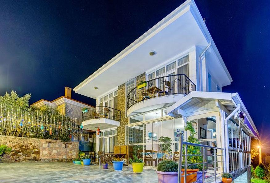 Nefes Hotel, Ayvalık, Balıkesir