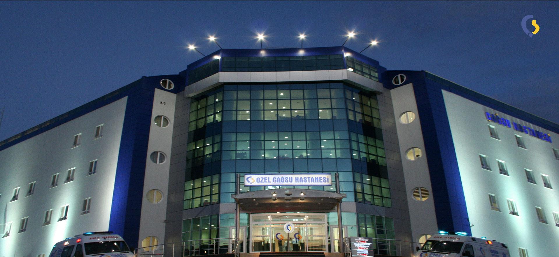 Özel Çağsu Hastanesi, Merkez, Bolu