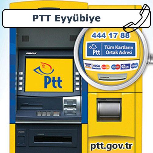 PTT Eyyübiye, Eyyübiye, Şanlıurfa