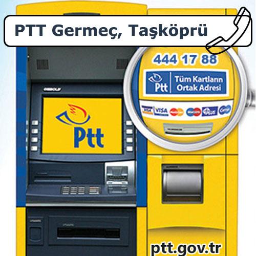 PTT Germeç, Taşköprü, Kastamonu