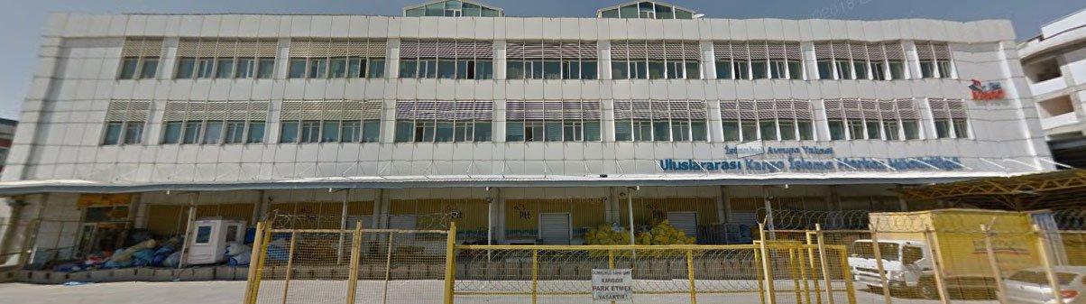 PTT İstanbul (UKİM) Uluslararası Kargo İşleme Merkezi, Başakşehir, İstanbul