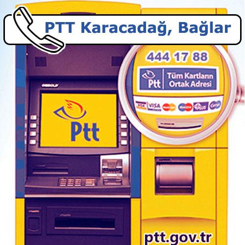 PTT Karacadağ, Bağlar, Diyarbakır