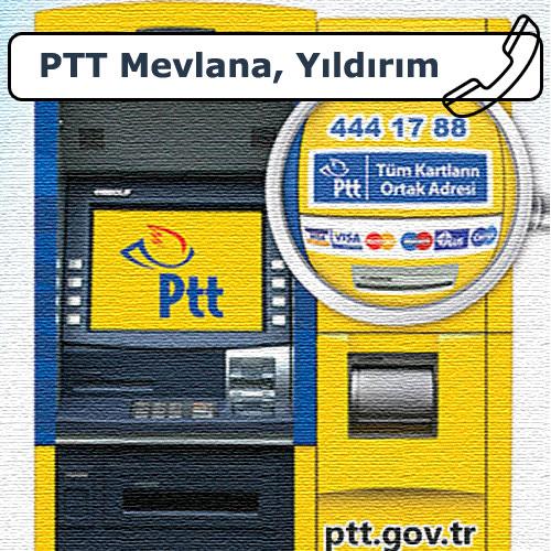 PTT Mevlana, Yıldırım, Bursa