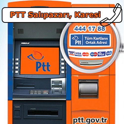 PTT Salıpazarı, Karesi, Balıkesir