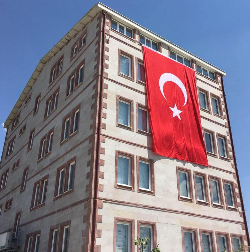 Safa Vakfı Verenel Derneği Tomarza Şubesi, Tomarza, Kayseri