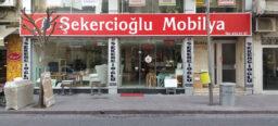 Şekercioğlu Mobilya Mağazası, Akhisar, Manisa