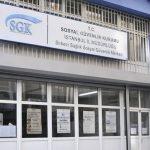Sirkeci Sağlık Sosyal Güvenlik Merkezi SGK, Fatih, İstanbul