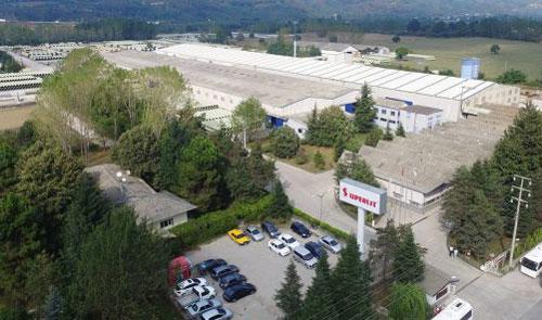 Superlit Boru Sanayi A.Ş, Yeşilyurt, Malatya