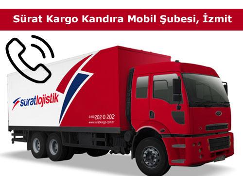 Sürat Kargo Kandıra Mobil Şubesi, İzmit, Kocaeli
